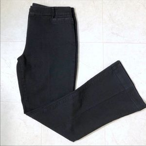 The Limited Jeans - The Limited 312 Fit & Flare black denim jeans